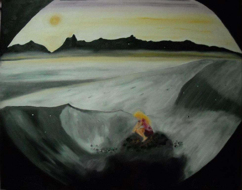 Phoenix Rising - Form of Girl
